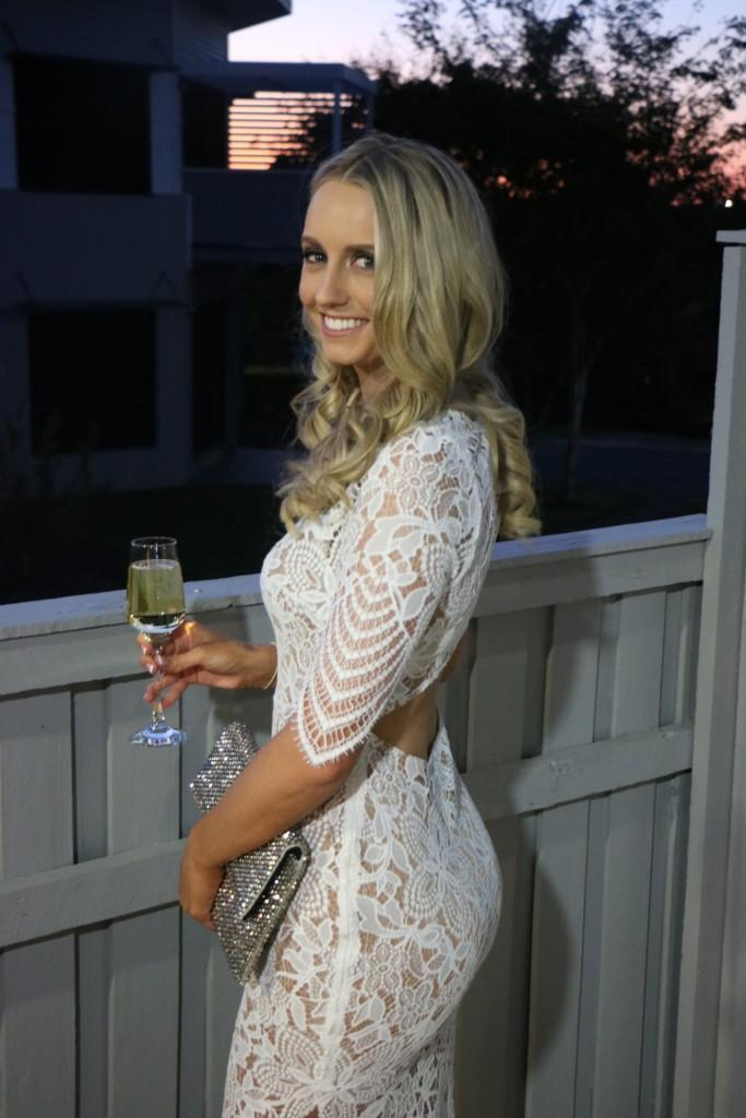 work function dress hire