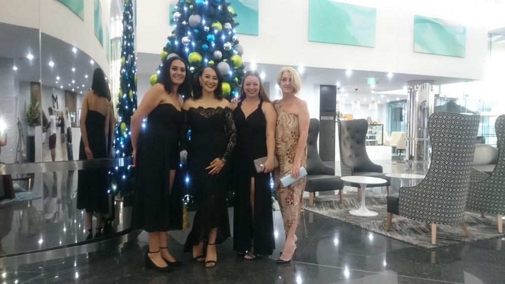 christmas awards night