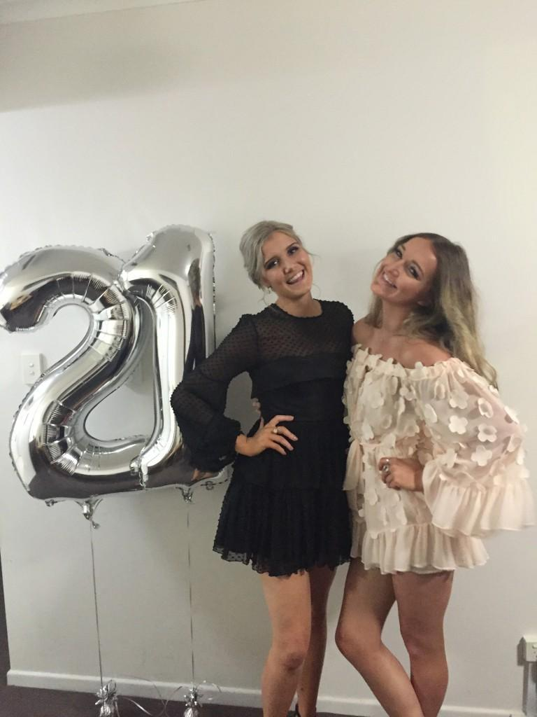 21st birthday dress hire